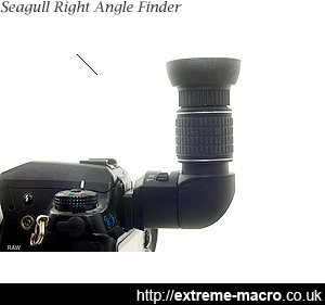 Seagull right angle finder